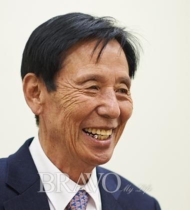 ▲위암을 이겨낸 환자 오성표씨.(사진 이혁 forrein@naver.com)(브라보마이라이프DB)