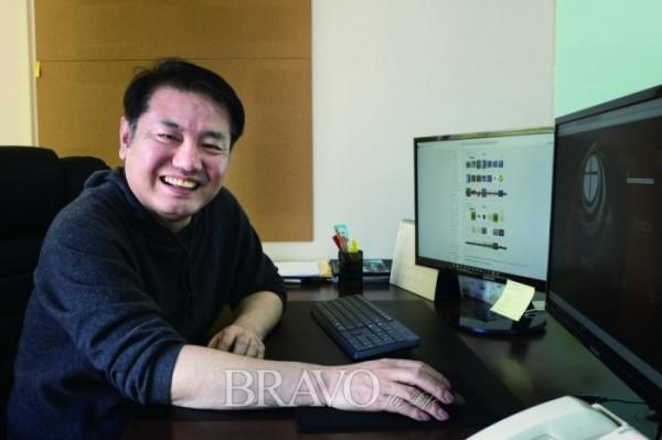 """▲한국스톡사진작가협회 이석현 회장은 """"한국에서 유리 아커스 같은 작가가 탄생하면 좋겠어요. 제가 스톡사진 전도사로서 갖고 있는 꿈입니다""""라고 말했다. (브라보마이라이프DB)"""