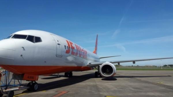 제주항공: 제주항공, 보유 항공기 28대로 늘어…B737-800 인도