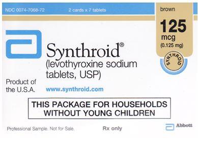 (갑상선 호르몬제제 - Levothyroxine Tablet)
