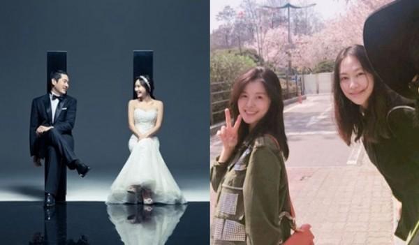 (출처=아이웨딩, 김성은 인스타그램)