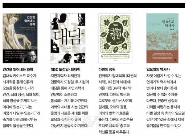 ▲주경철 서울대 서양사학과 교수가 추천하는 '스스로 역사를 사유하는 데 도움이 되는 도서들'