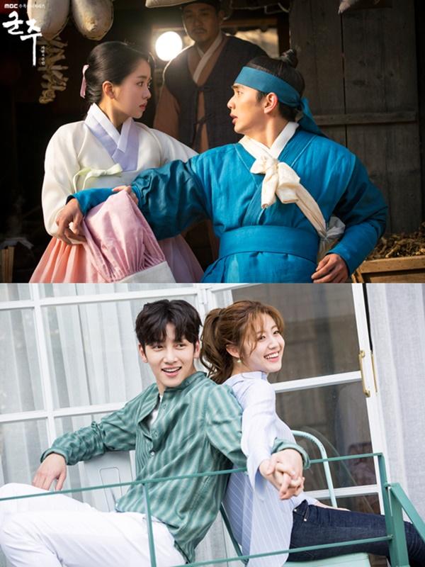 ▲프리미엄CM을 본격적으로 도입한 MBC 수목드라마 '군주-가면의 주인', SBS 수목드라마 '수상한 파트너'(사진=피플스토리컴퍼니·화이브라더스, SBS '수상한 파트너')