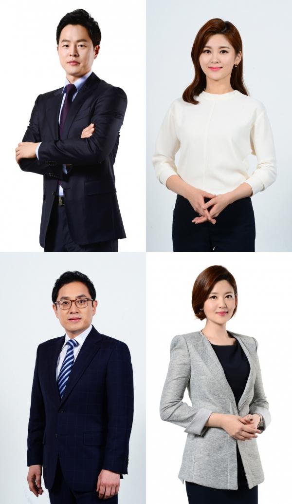 ▲'SBS 8뉴스' 앵커진(사진=SBS)