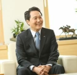 ▲이양호 한국마사회 회장