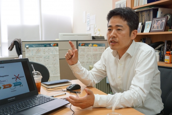 ▲조동규 성균관대 교수(약학대학).