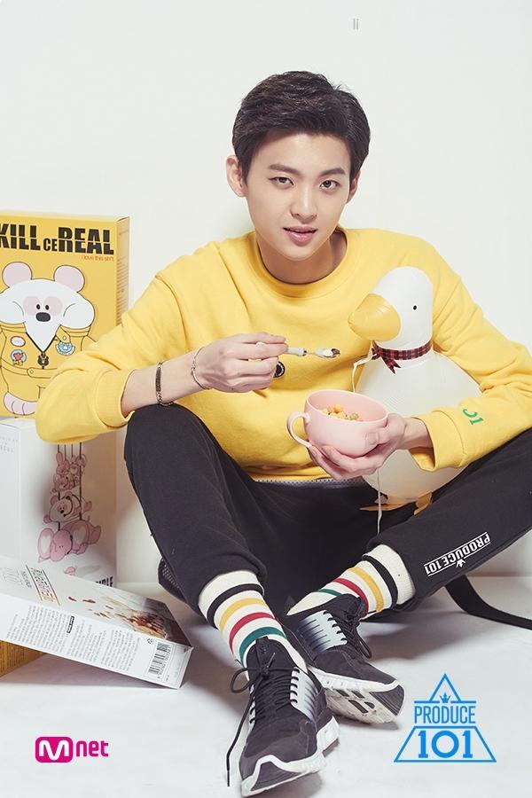 ▲김태민(출처=Mnet '프로듀스101' 시즌2)