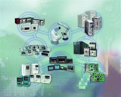 ▲알에스오토메이션에서 생산하는 제품들.
