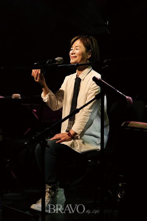 ▲민들레트리오 이수정(부루다콘서트 제공)
