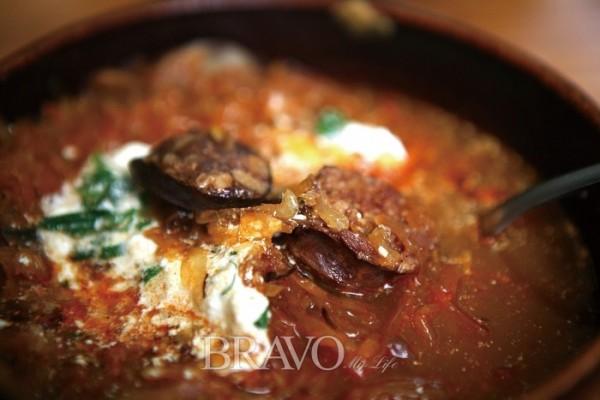 ▲모라비아 지방의 전통 수프(이신화 여행작가)