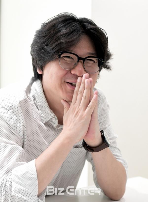 ▲JTBC 오환민 CP 인터뷰(사진=고아라 기자)