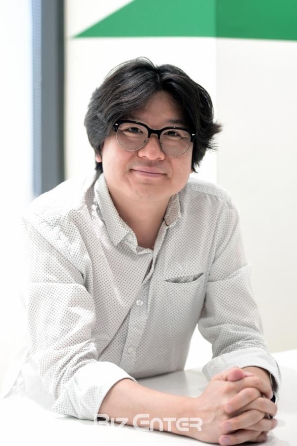 ▲JTBC 오환민 CP 인터뷰(사진=고아라 기자)(비즈엔터DB)