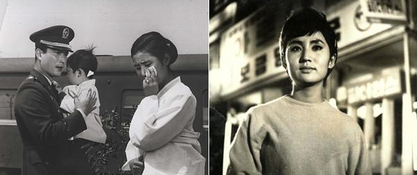 ▲60-70년대, 충무로 대표 배우로 활동하던 고은아