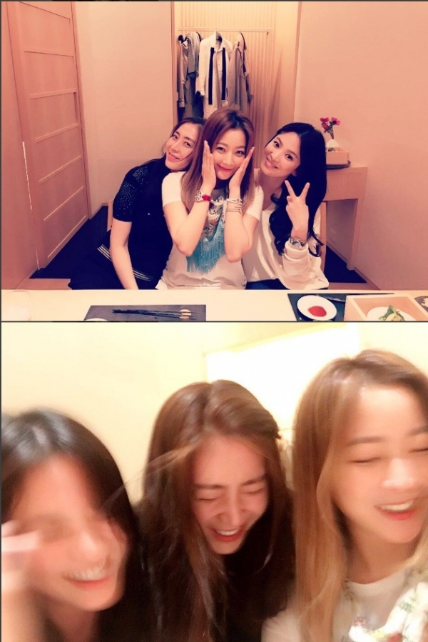 (출처=김희선 인스타그램)