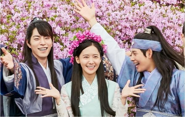 ▲(왼쪽부터) 배우 홍종현, 임윤아, 임시완(사진=유스토리나인)