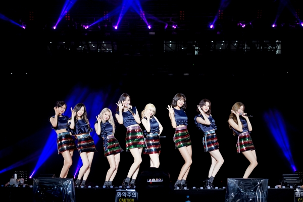 ▲걸그룹 소녀시대(사진=SM엔터테인먼트)