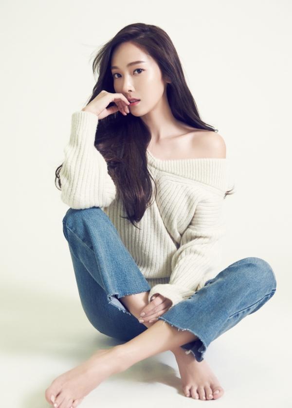 ▲걸그룹 소녀시대 출신 제시카(사진=코리델엔터테인먼트)