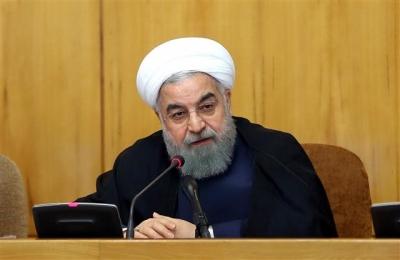 ▲하산 로하니 이란 대통령. 사진 = EPA연합뉴스