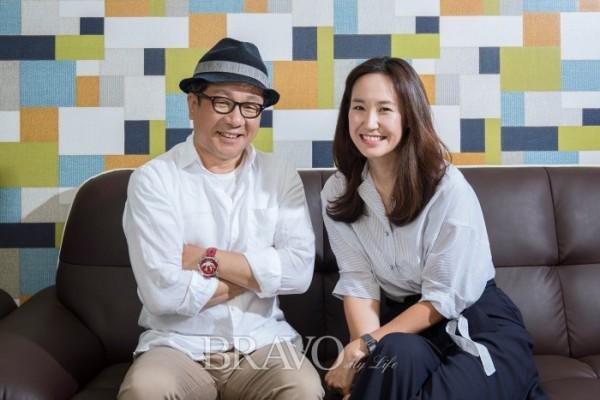 ▲이봉규(좌), 강주은(우)(박규민 parkkyumin@gmail.com)