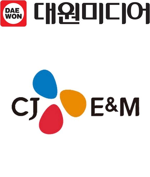 ▲(출처=대원미디어, CJ E&M)