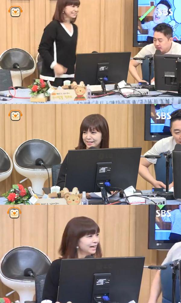 ▲'컬투쇼' 원미연(사진=SBS 파워FM)