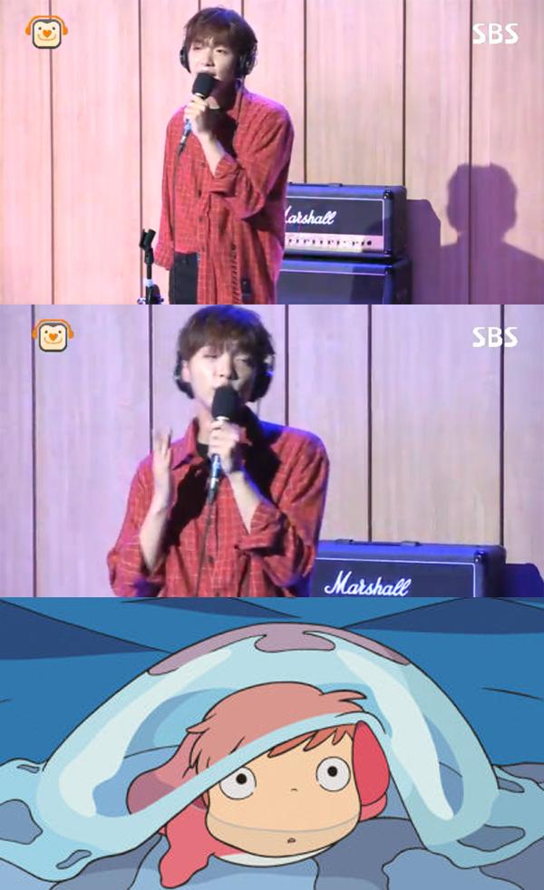 ▲'컬투쇼' 정세운(사진=SBS 파워FM, 대원미디어)
