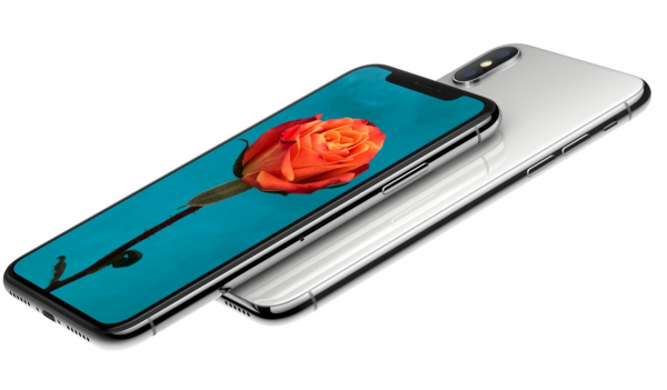 ▲애플의 10주년 기념 스마트폰인 '아이폰X' (출처=애플 홈페이지)