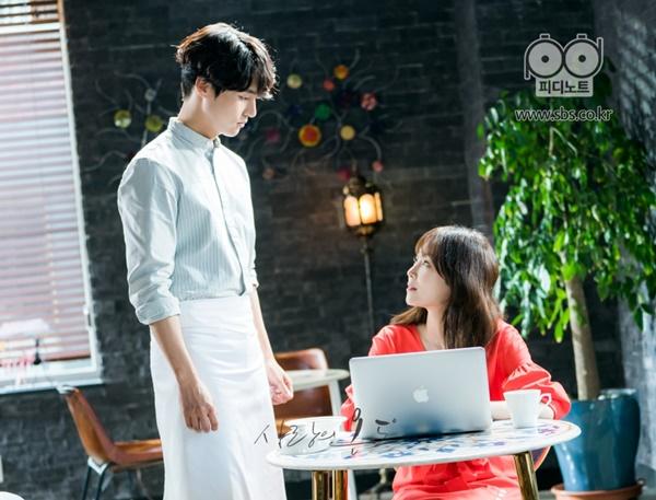▲SBS 새 월화드라마 '사랑의 온도' 스틸컷(사진=SBS)