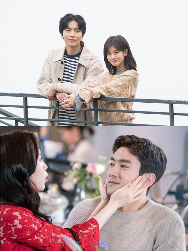 ▲tvN 신작 '이번 생은 처음이라'(위), '변혁의 사랑' 스틸컷(사진=tvN)