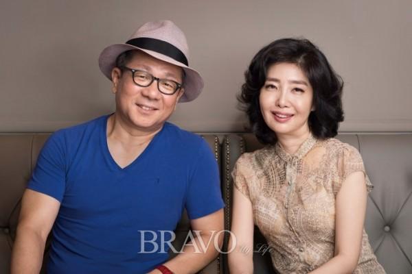 ▲이봉규(좌), 여에스더(우)(박규민 )