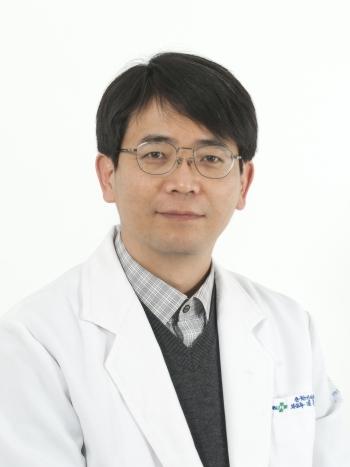 ▲김준홍 양산 부산대학교병원 교수(순환기내과)이자 타우피엔유메디칼 창업자