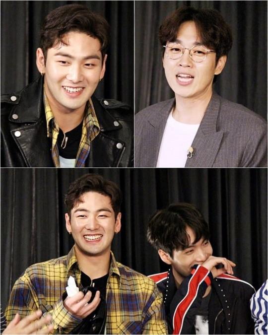 ▲백호(왼), 이석훈(사진제공=KBS2)