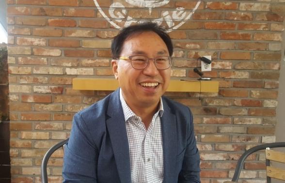 ▲국민대학교 오상택 교수.
