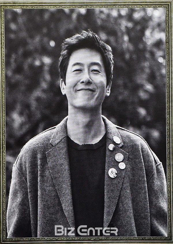 ▲고 김주혁 빈소(사진=사진공동취재단)