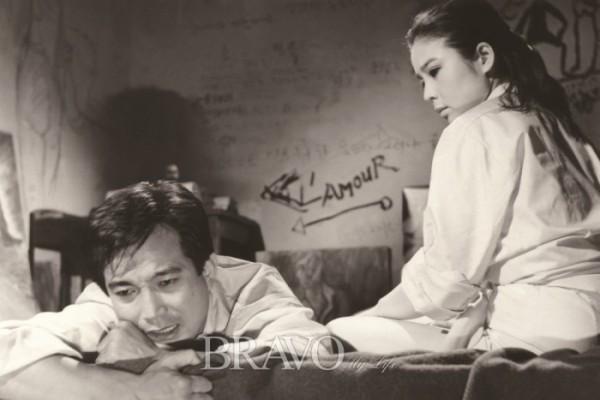 ▲영화 <장군의 수염>(이성구 감독·1968)(사진 부산국제영화제 제공)