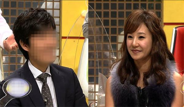 ▲파경설에 휩싸인 강세미 부부(사진=SBS)