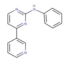 ▲그림 2 PKC 저해제로 발굴된 2-phenylaminopyridine 화합물 [8]