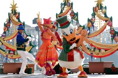 ▲도쿄 디즈니랜드를 운영하는 오리엔탈랜드를 비롯한 일본 기업이 고용난을 겪고 있다. 신화/뉴시스