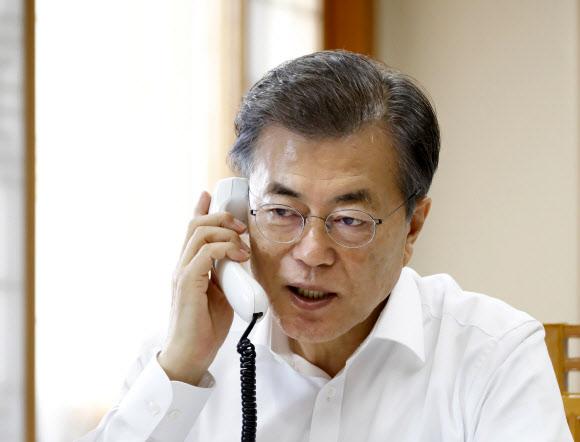 ▲문재인 대통령(사진제공=청와대)