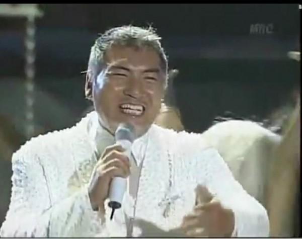 ▲한국의 클리프 리차드가 바로 나훈아(박애란 동년기자)