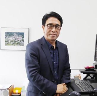 ▲김성진 박사(테라젠 이텍스 기술총괄 부회장)