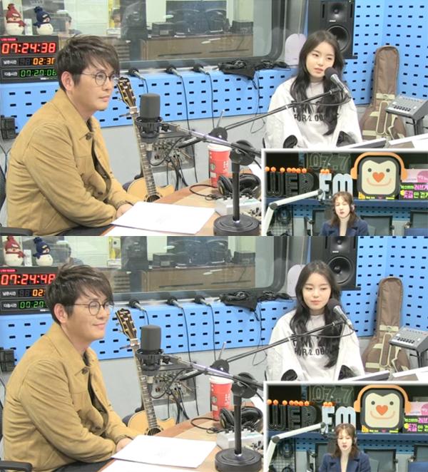 ▲'러브게임' 신승훈 로시(사진=SBS 파워FM)