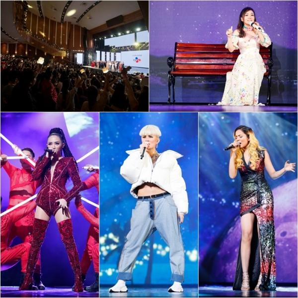 ▲'2017 MAMA Premiere in Vietnam' 현장사진(사진=Mnet)