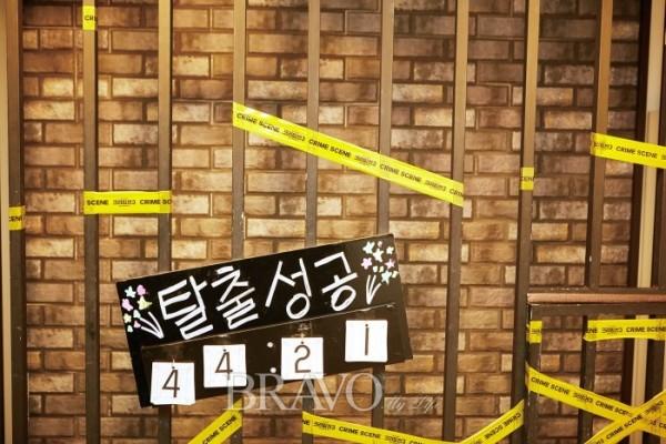 ▲방탈출카페 '셜록홈즈' 홍대점(박규민 parkkyumin@gmail.com)