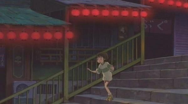(출처: 애니메이션 '센과 치히로의 행방불명')