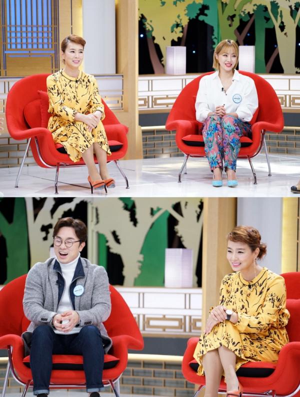 ▲'자기야-백년손님' 스튜디오 모습(사진=SBS)