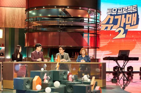 (출처=JTBC '슈가맨2')