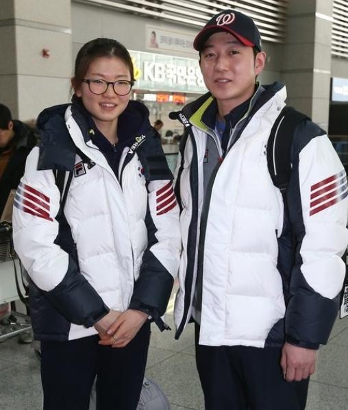 ▲심석희(좌)와 조재범 코치(연합뉴스)