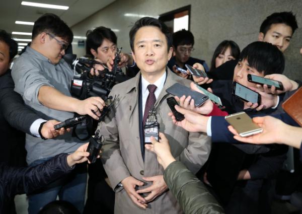 ▲자유한국당 남경필 경기지사. (연합뉴스)