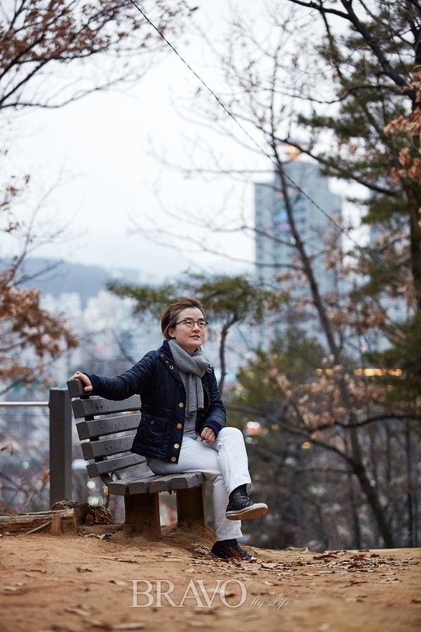 ▲에세이 '엄마, 나는 잊지 말아요'를 펴낸 하윤재 영화감독(오병돈 프리랜서 obdlife@gmail.com)